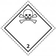 Etiquette de danger 2.3